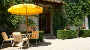 Easter break inTuscany at Villa Le Barone in Panzano in Chianti