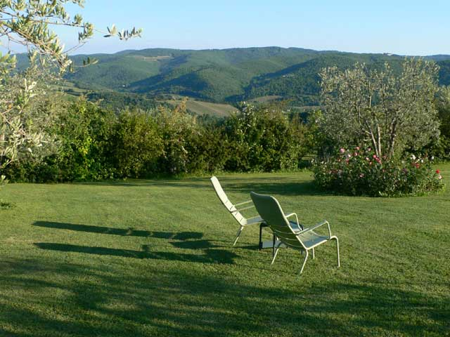 Close To Radda In Chianti In Tuscany  A Haven Of