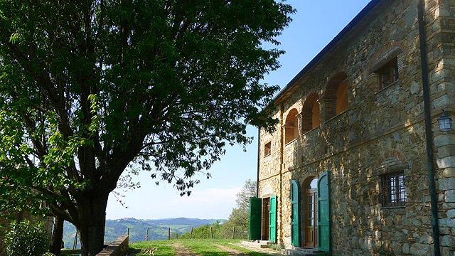 Podere in Fattoria Vecchienna  Maremma Tuscany