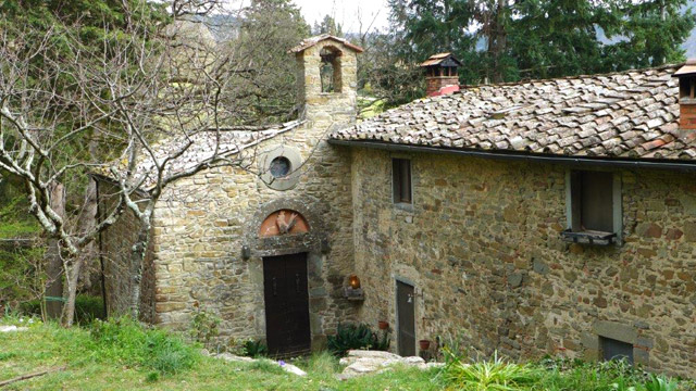 """Ermitage """"Eremo San Pietro alle Stinche"""""""