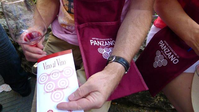 Chianti Wine Festival in Panzano