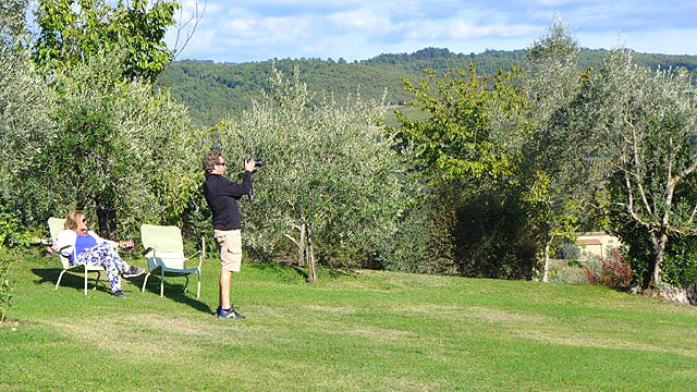 Photography in Chianti , Tuscany