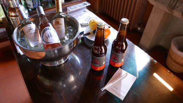 Tuscan beer Vapori di Birra
