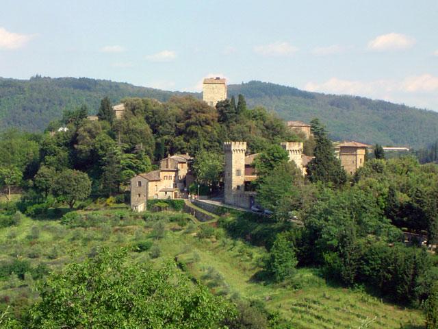 Castello di Panzano in Chianti