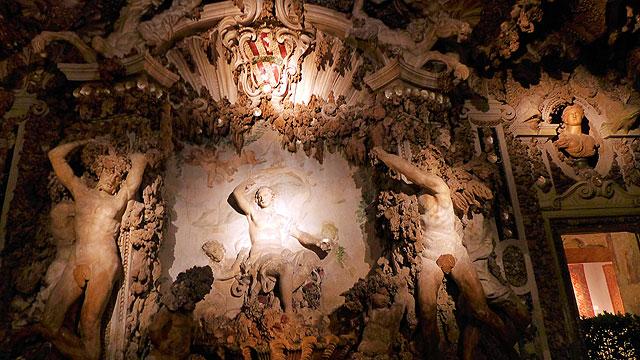 Palazzo Corsini Biennale del Antiquariato Florence